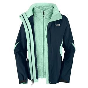 The North Face Jacket  Boundary Triclimate